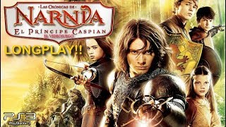 Narnia 2 pelicula completa en español