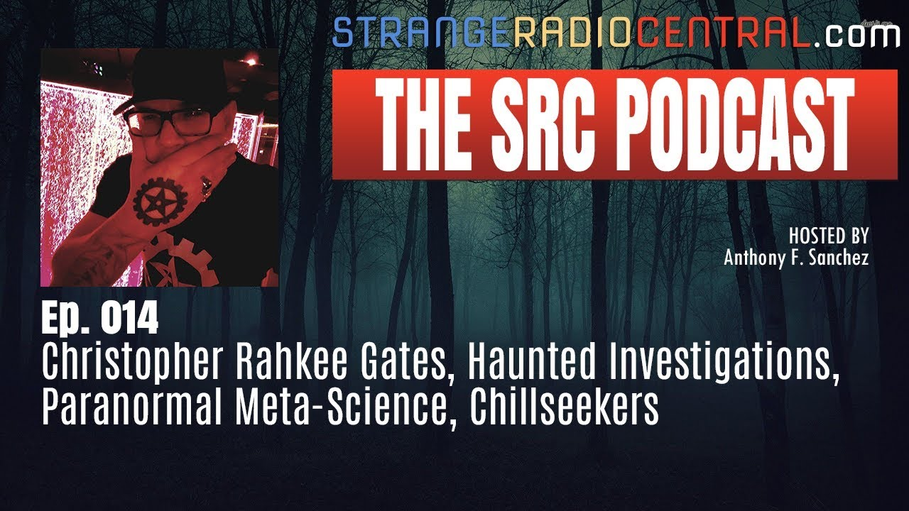 STRANGE RADIO CENTRAL - NEWS of the Paranormal, UFOs, Aliens