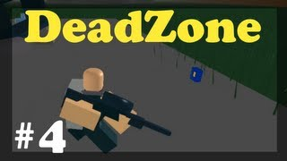 Playing Roblox-DeadZone-Ep 4