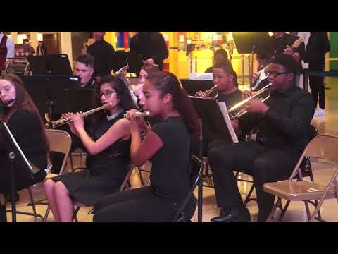 Music in the Mall 2017: NAHS Music Department at the Plymouth Meeting Mall