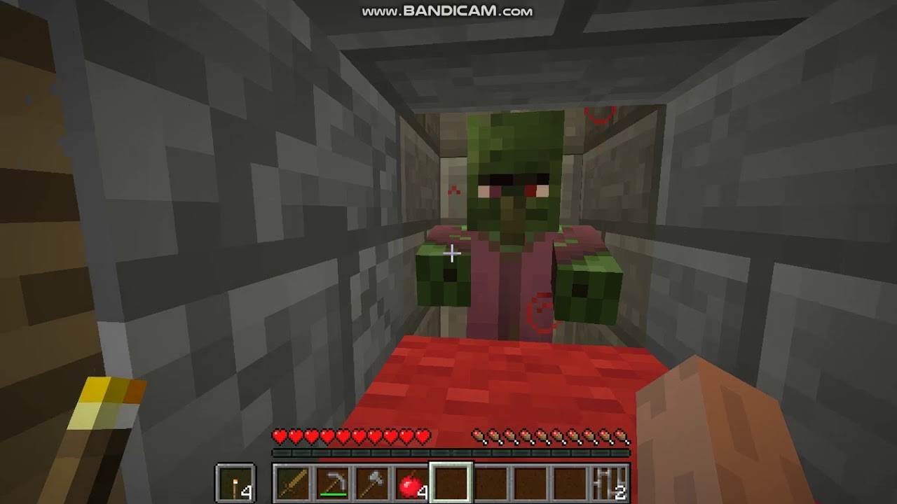 Minecraft How To Turn From Zombie Villager To Villager Igloo Seed