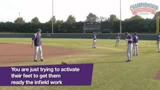 From the Ground Up: Building Rock Solid Infielders
