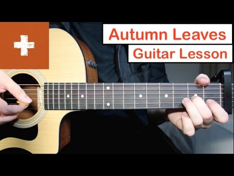 Ed Sheeran - Autumn Leaves | Guitar Lesson (Tutorial) How to play Chords