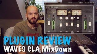 Plugin Review: Waves CLA MixDown | LoudBox Music