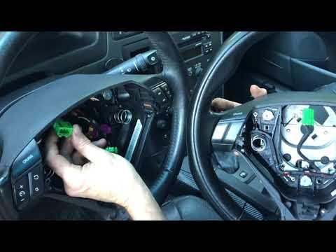 Volvo S60 Steering Wheel Upgrade