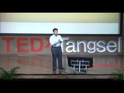 Membentuk Karakter, Membangun Bangsa: Erie Sudewo at TEDxTangsel