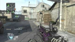 Black Ops 2 - Domination on Standoff - (BO2 multiplayer gameplay - no commentary)