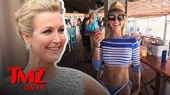 GMA's Lara Spencer Shows Off Her Rock Hard Abs | TMZ TV