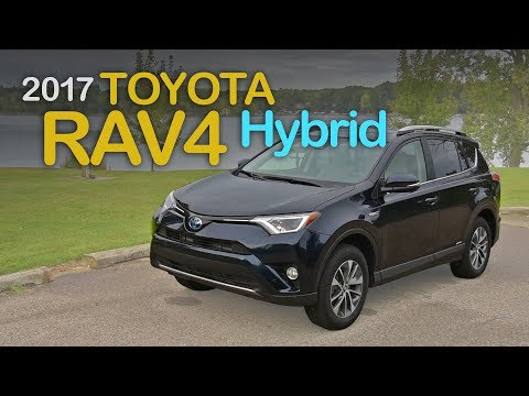 2017 Toyota RAV4 Hybrid Review: Curbed with Craig Cole