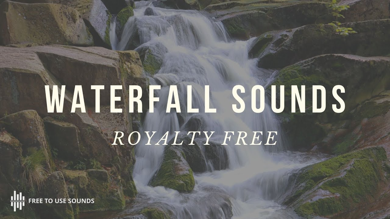 Peaceful Waterfall Sounds from Germany