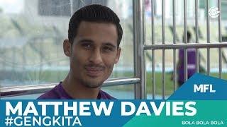 Matthew Davies   #gengkita