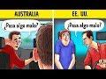 11 gestos que te meterán en un lío en otros países - YouTube