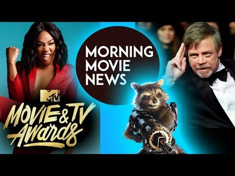 Tiffany Haddish hosts MTV Movie Awards 2018, Mark Hamill for Guardians of the Galaxy 3?!