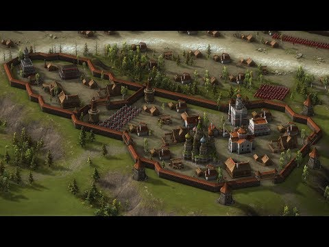 Cossacks 3 - Mission 3 THE DEFENSE OF MOGILEV | In Distress and Cold, on the Tsar's employ