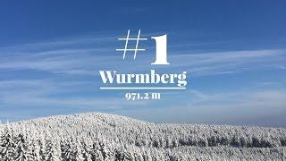Berg #1 - der Wurmberg, Niedersachsens höchster Berg