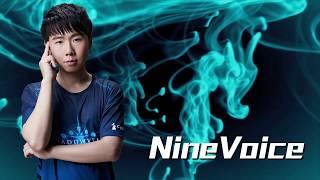 《Shadowverse Taiwan Open》總決賽4強選手/NineVoice介紹影片