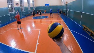 VOLLEYBALL FIRST PERSON | BEST MOMENTS | ВОЛЕЙБОЛ