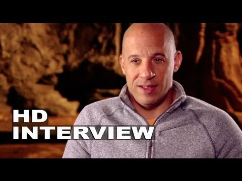 "Riddick: Vin Diesel ""Riddick"" On Set Interview"