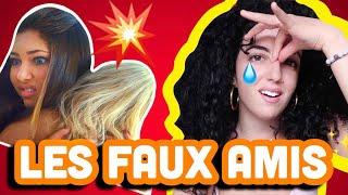 #ST3 : LES FAUX AMIS ET RELATIONS TOXIQUES