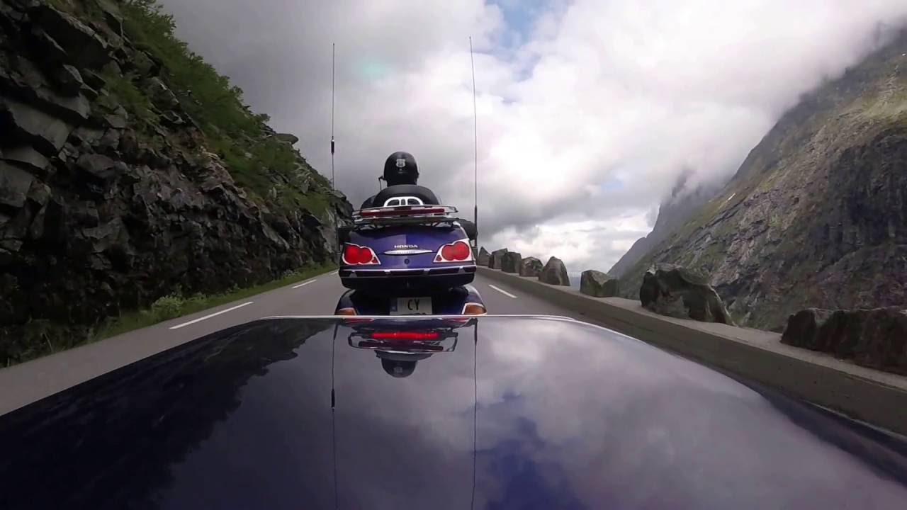 Honda Goldwing Roadtrip Trollstigen Rv 63