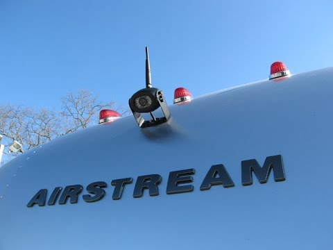 Airstream Wireless Backup Camera System on Sport 16 Bambi ...