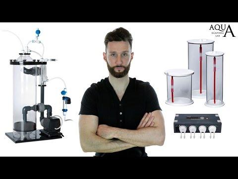 Aquascaping Lab - Metodo Balling O Reattore Di Calcio? Come Gestire La Triade Ca Mg Kh