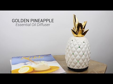 golden-pineapple---essential-oil-diffuser