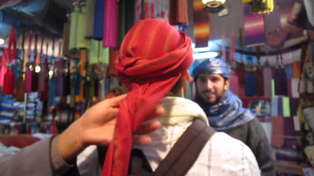 Head Wrap Men Fashion