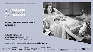 História Permanente do Cinema Clássicos | Almas Perversas