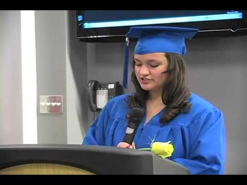 JCC LISD Academy  A Regional Middle College Commencement 2013