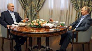 Путін обдурив наляканого Лукашенка перед навчаннями \