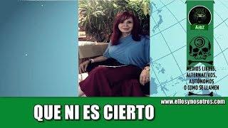 La candidata de Morena, Layda Sansores, da su versión de los hechos thumbnail