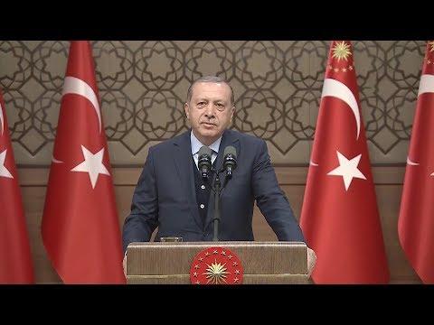 Muhtarlar toplantısı Kerkük türküsü 'Altın Hızma Mülayim'le başladı