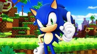 Jogando Sonic (Sonic Adventure mundo-Roblox)