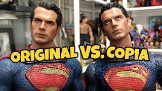 Download lagu Compro una IMITACIÓN de la HOT TOYS de Superman y recibo ESTO