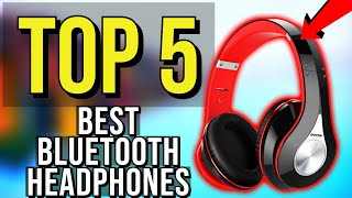 ✅ TOP 5: Best Bluetooth Headphones 2020