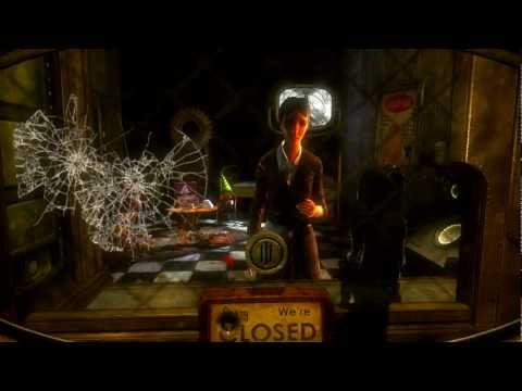 BioShock 2 Walkthrough part 2 HD (The Atlantic Express)