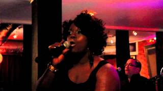 Crissy Collins cover Angie Stone