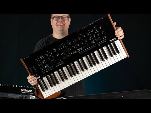 Korg Prologue 16  and 8 Polyphonic Analogue Synth