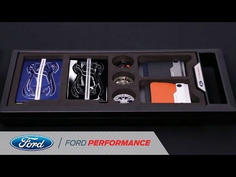 Ford GT: Einzigartige Box ermöglicht den Käufern die individuelle Gestaltung ihres Traumautos