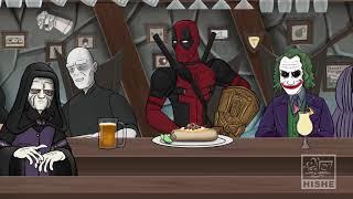 Deadpool 2 Nasıl Sona Ermeliydi? (Türkçe Dublaj)
