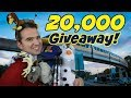 🎉 20,000 Disney Family Giveaway ✨