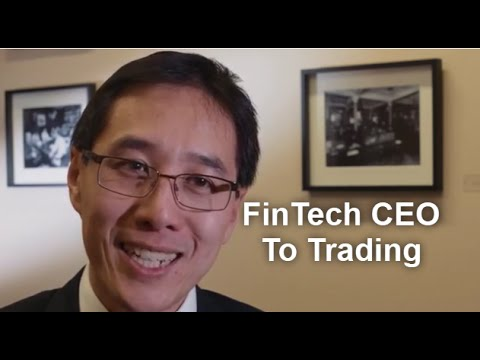 CEO changes career to the trading floor