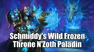 Hearthstone [WILD] Schmiddy's N'Zoth Paladin (1080p)