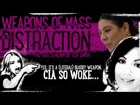 Oh Good Lord: CIA So Woke. It's a (Literal) Weapon.