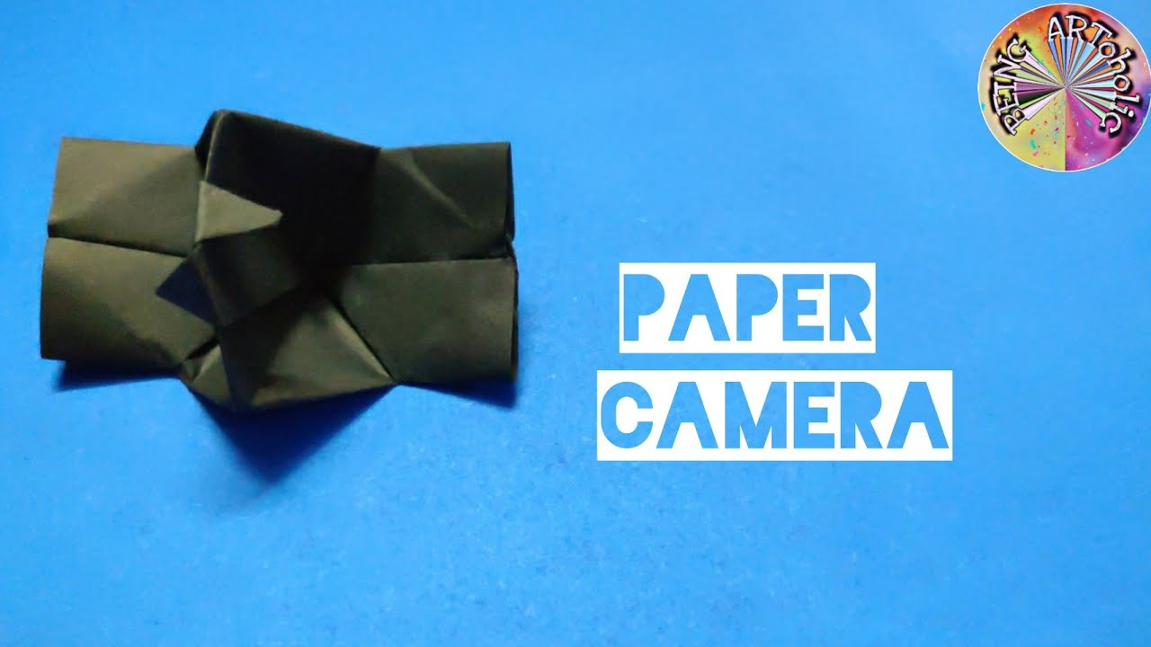 Awesome origami Camera Drawing | Origami, Origami guide, Camera ... | 720x1280