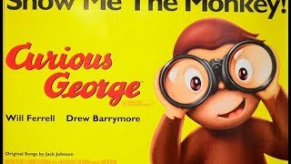 Patreon Review Request: Curious George