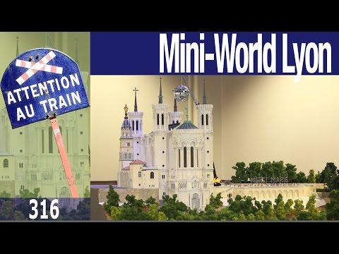 Mini-World Lyon Fête des lumières 2016