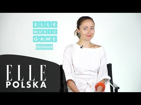 Natalia Przybysz śpiewa Czesława Niemena, Fisza i Enrique Iglesiasa [ELLE Music Game]