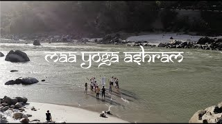 4K | Maa Yoga Ashram | Arogyadham Holistic Healing Center | Rishikesh - India